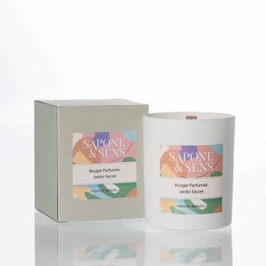 Bougie parfumée Jardin Secret