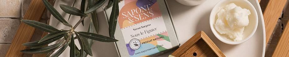 Savon surgras saponifiés à froid - Sapone & Sens